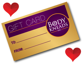 Body Kneads Massage Gift Card - Buy Online! Providence or East Greenwich, RI